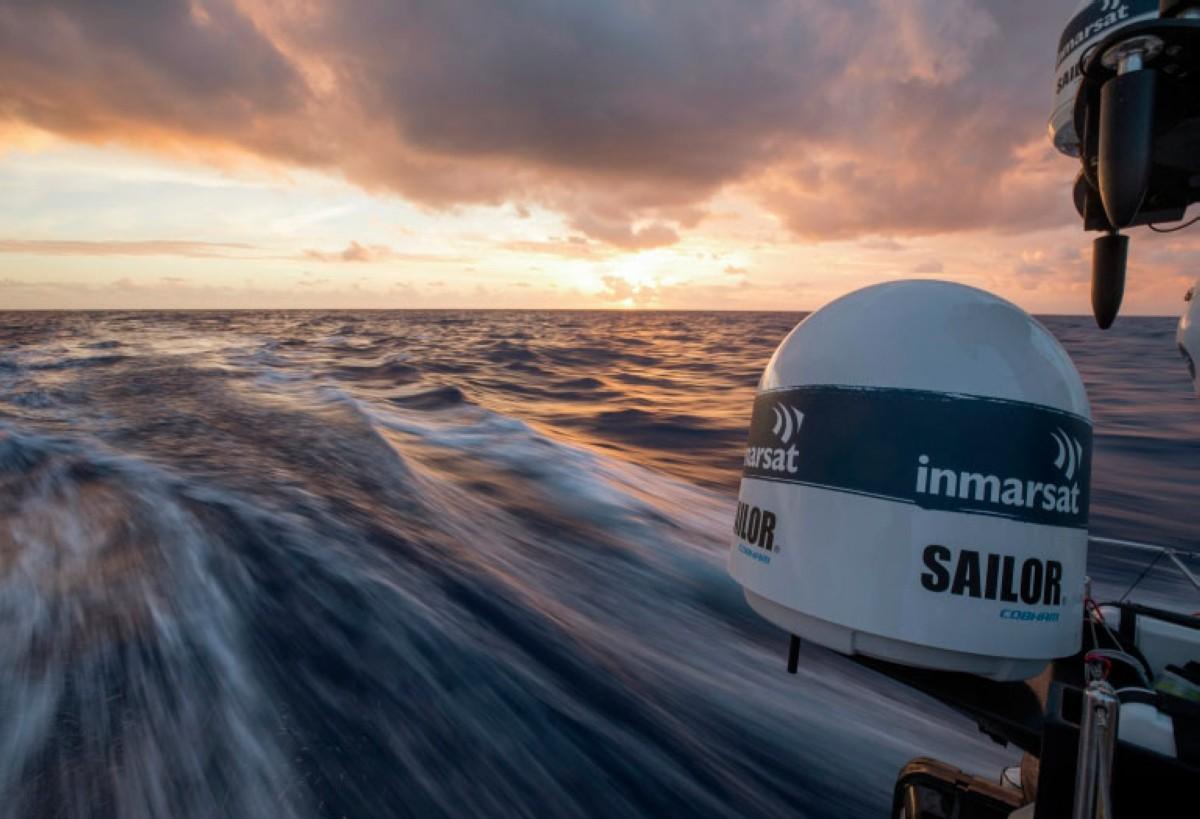 Inmarsat patrocinador The Ocean Race