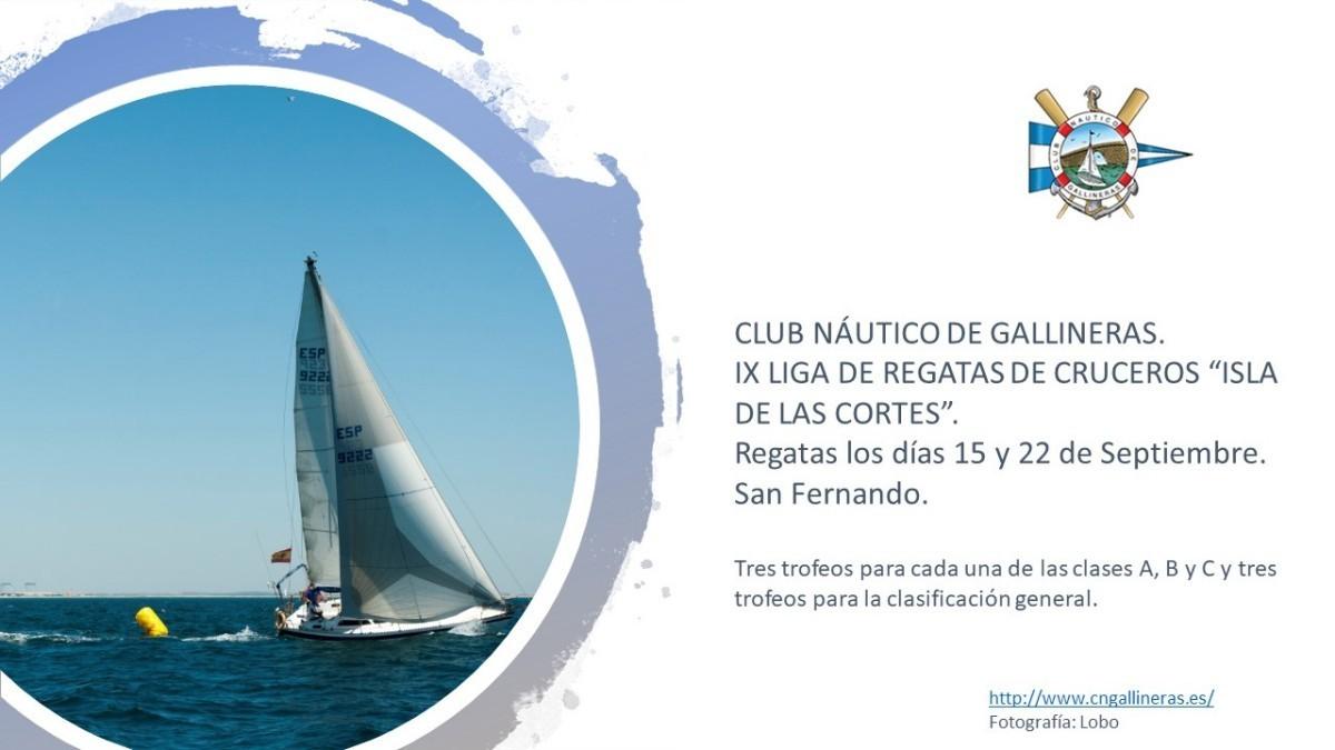 IX Liga de Cruceros, Isla de las Cortes