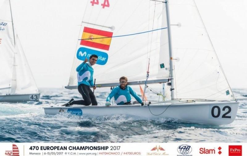 Jordi Xammar Y Nicolás Rodríguez terceros en Mónaco