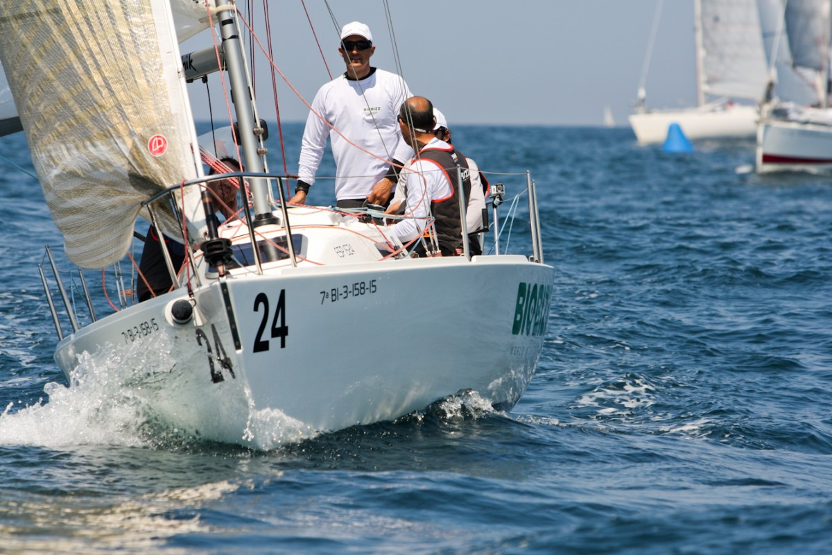 Jornada final del I Trofeo One Sails en el Abra