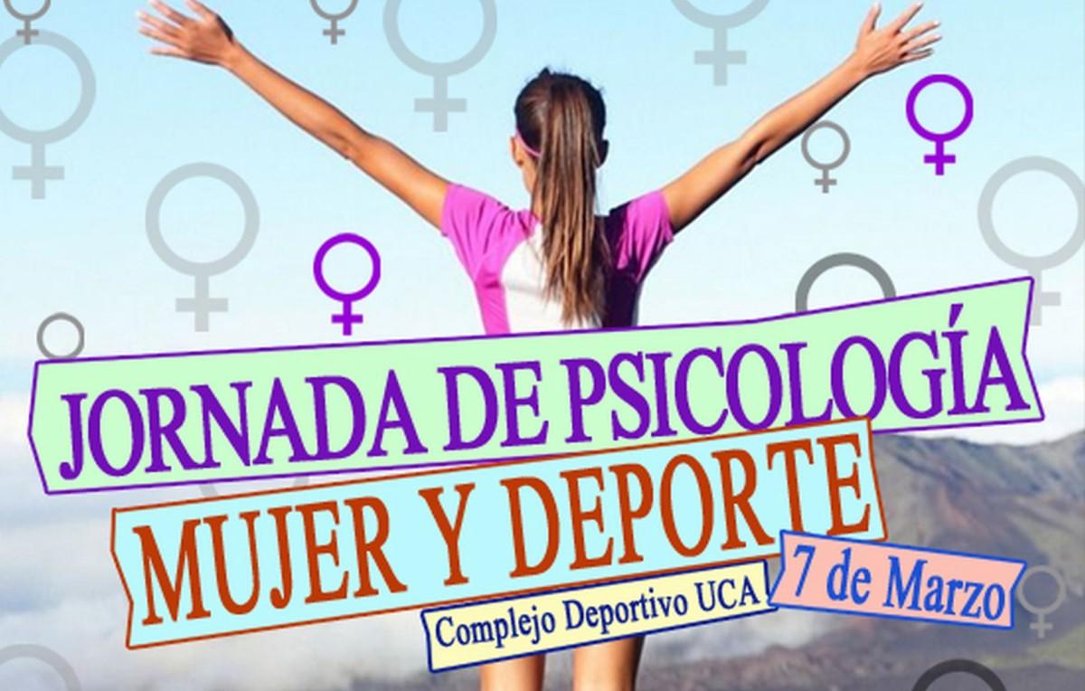 Jornada Psicología, Mujer y Deporte