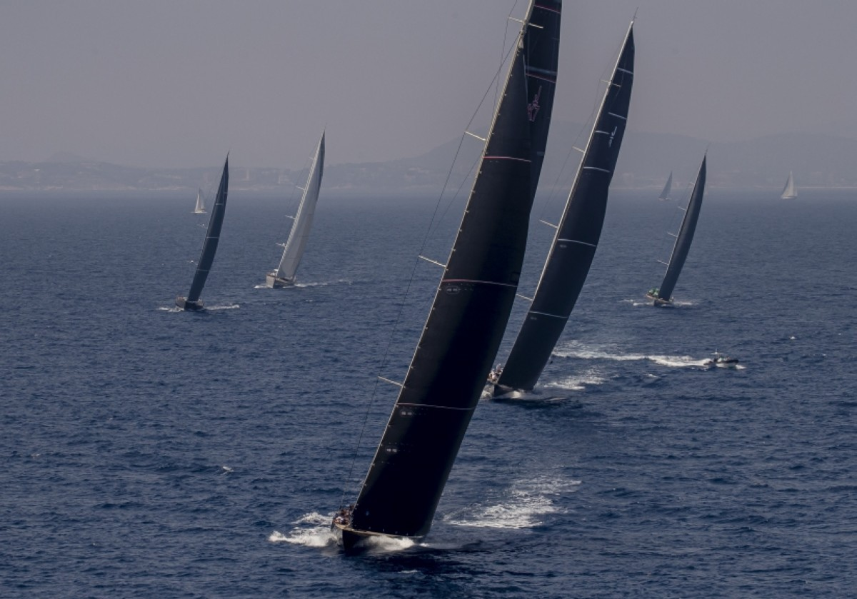 La 25ª regata Superyacht Cup Palma estrena la Clase Performance
