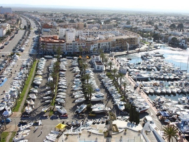 La 29ª edición de la Feria del Barco de Ocasión en abril