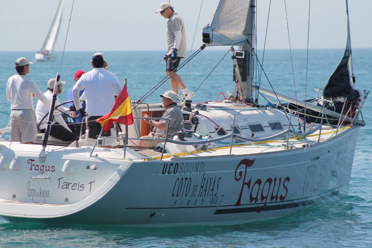 La 41ª edición de la regata Mar de Alborán celebrada