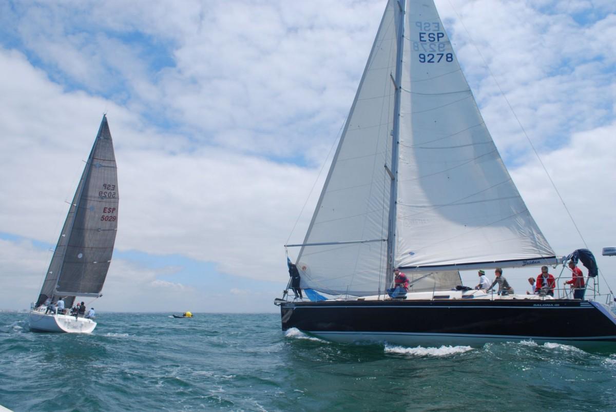 La 5ª jornada de la XII Liga de Cruceros Puerto Sherry