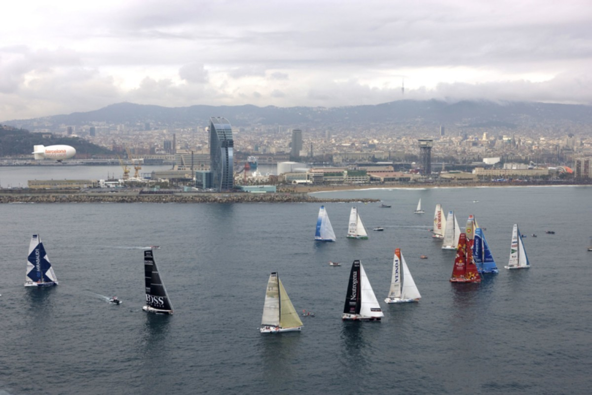 La Barcelona World Race 2018-2019 suspendida
