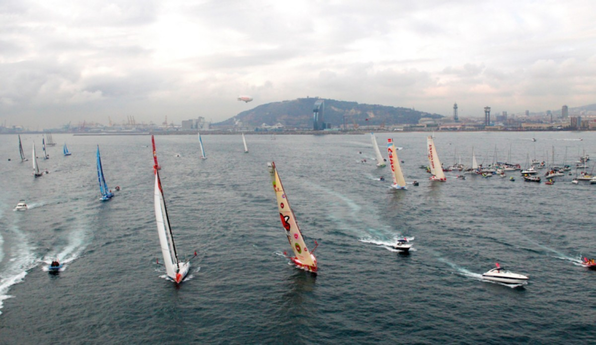 La Barcelona World Race publica su Anuncio de Regata