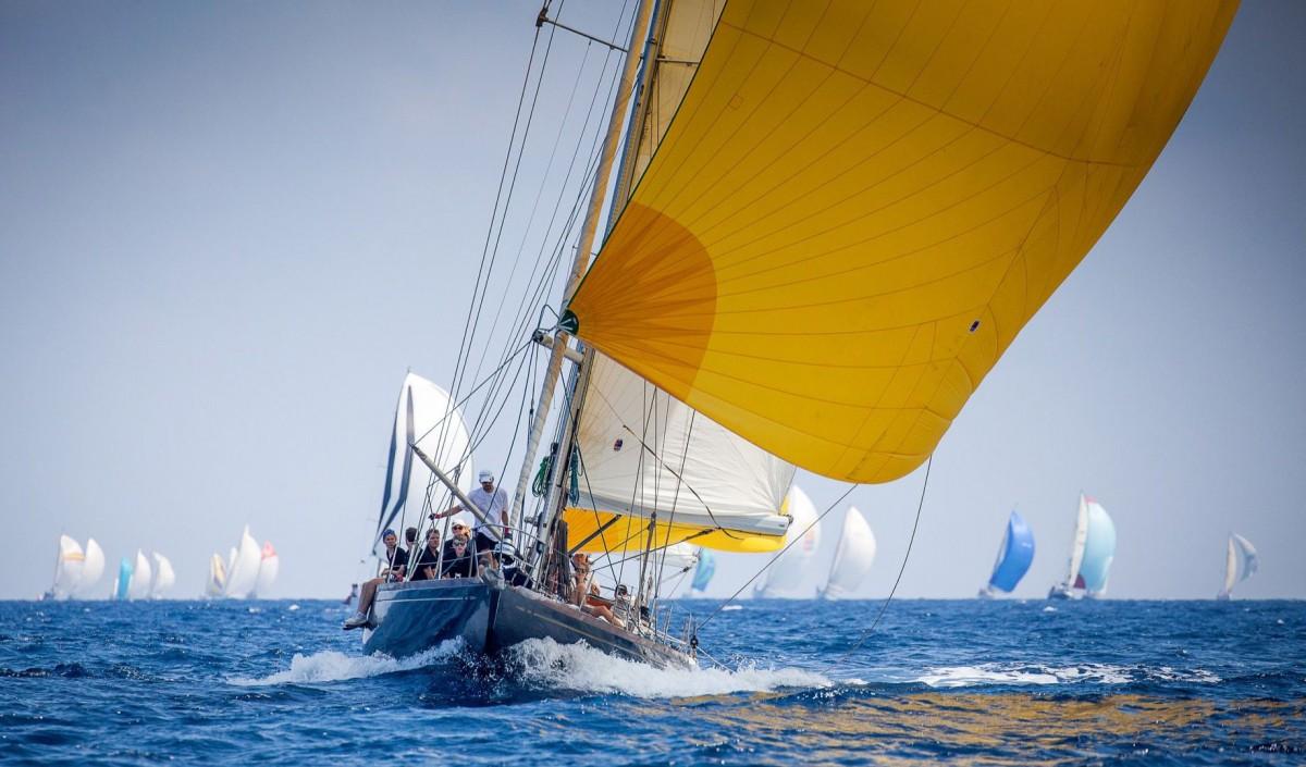 La Copa del Rey de barcos de Época regresa a lo grande