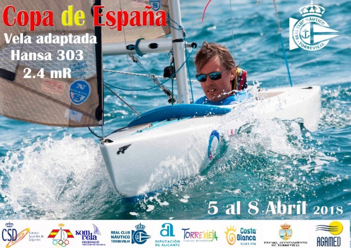 La Copa de España 2.4mR y Hansa 303