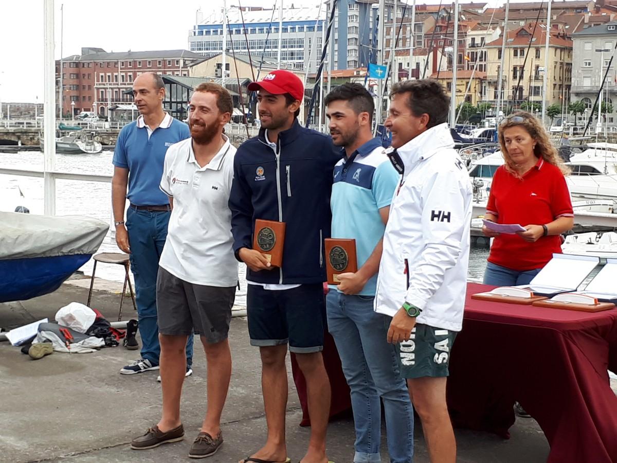 La Copa de España de Snipe en Gijón