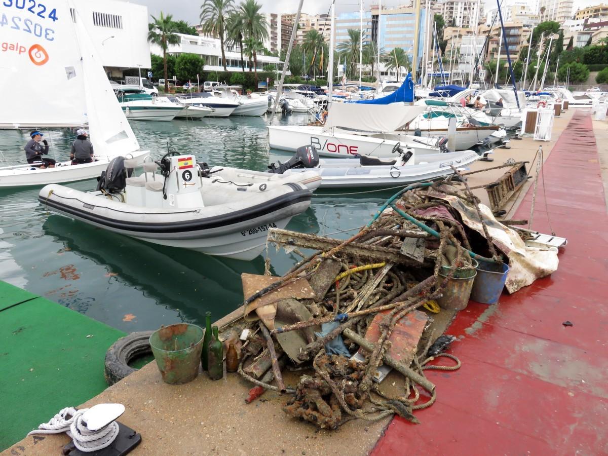 La Federación Española de Puertos se une a la campaña Libera