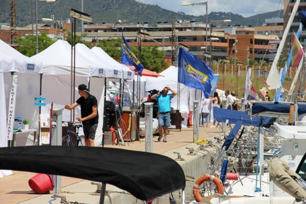 La Feria Inicia't 2018 de Badalona