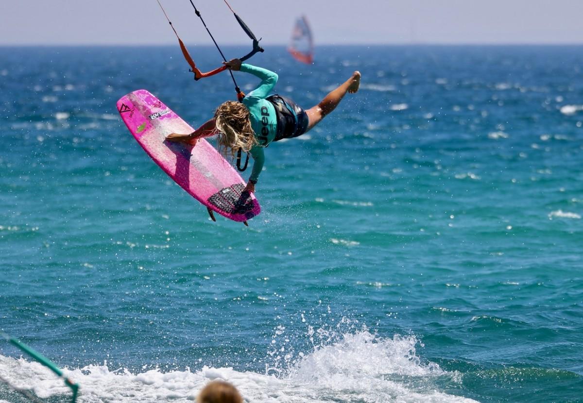 La GKA Kite World Tour Ranking 2019 Kite Surf en Brasil
