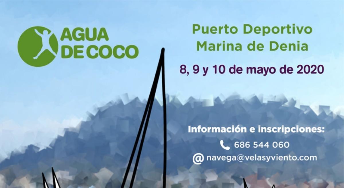 La I Aventura Náutica Solidaria Agua de Coco aplazada