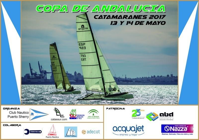 La II Copa de Andalucía de Catamarán