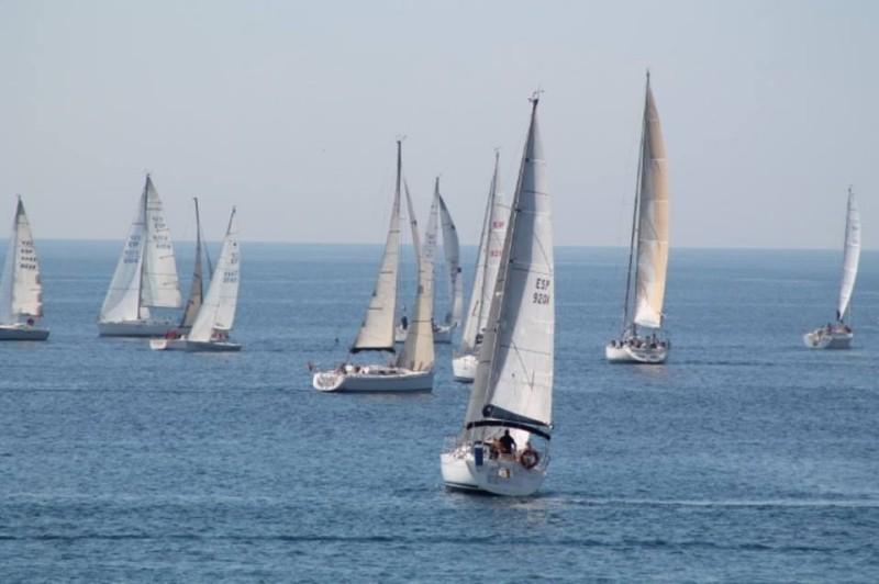 La II prueba del Campeonato de Andalucía de Crucero A Dos