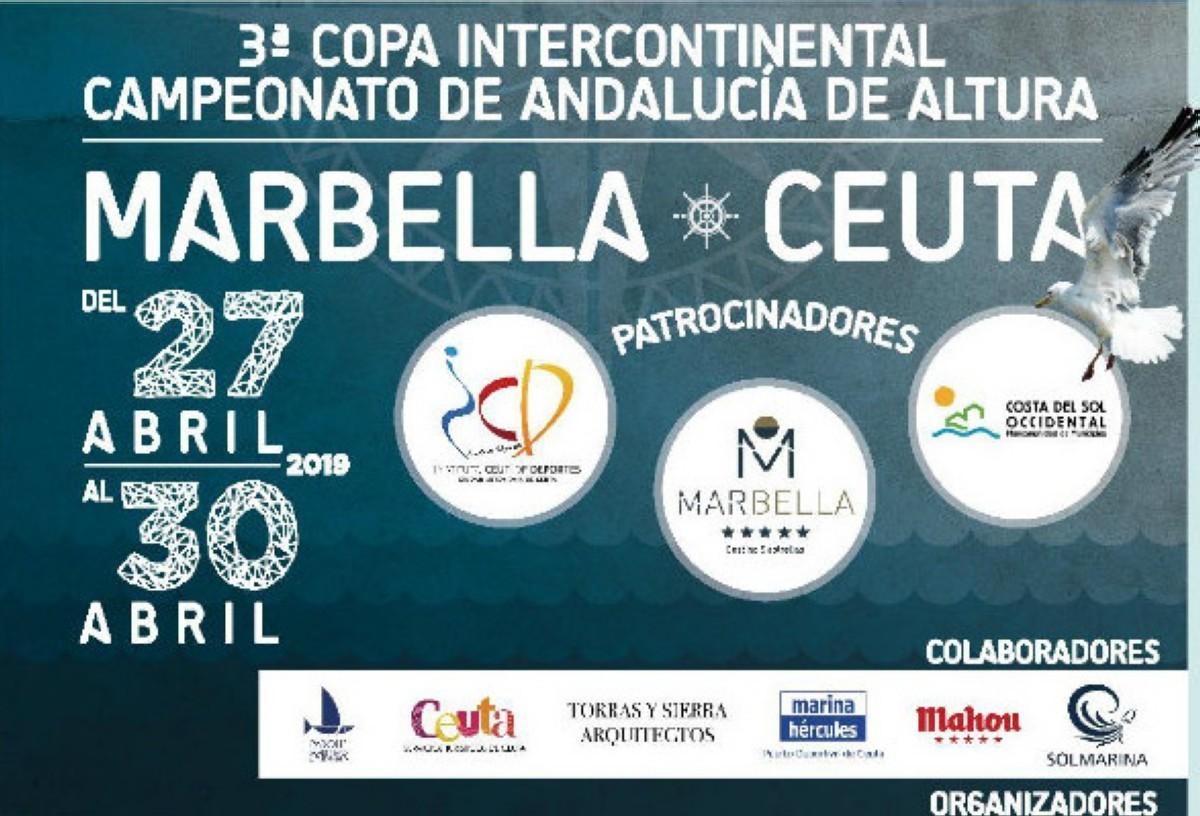 La III Copa Intercontinental Marbella-Ceuta