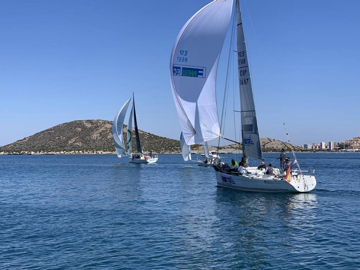 La IV prueba el II Circuito Mar Menor Estrella de Levente echa el cierre