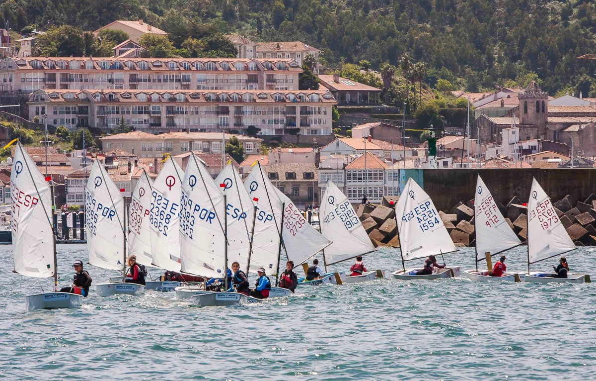 La Liga Baitra reúne 50 barcos este fin de semana