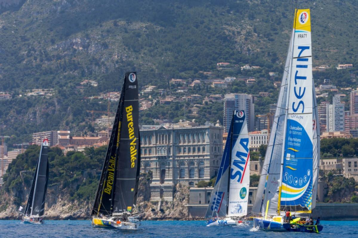 La Monaco Globe Series suelta amarras