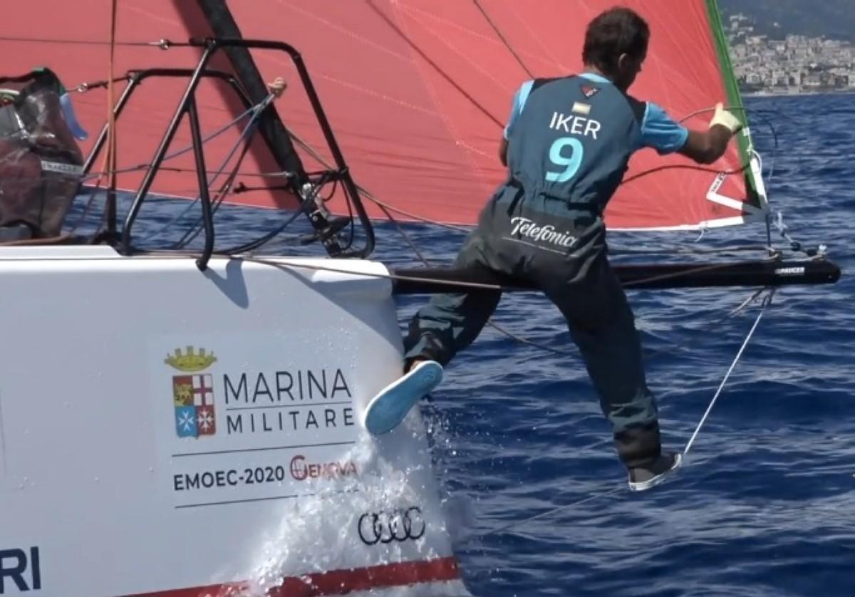 La nueva clase Offshore mixta en las citas olímpicas 2021