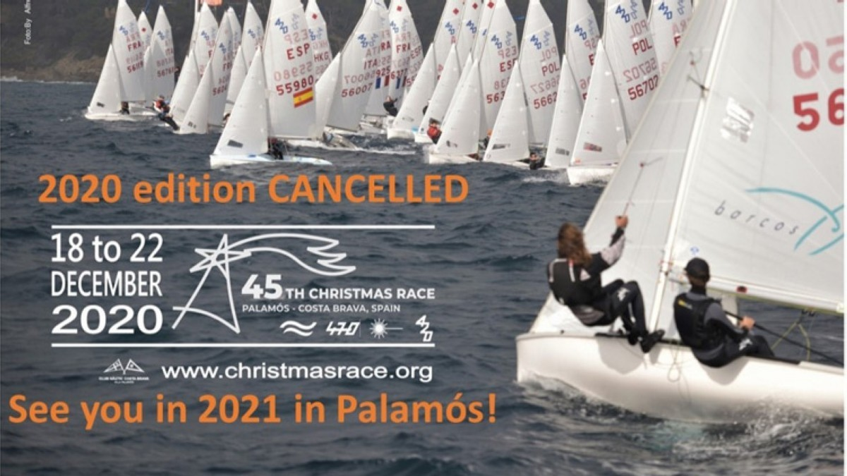 La Palamós Christmas Race 2020 se suspende