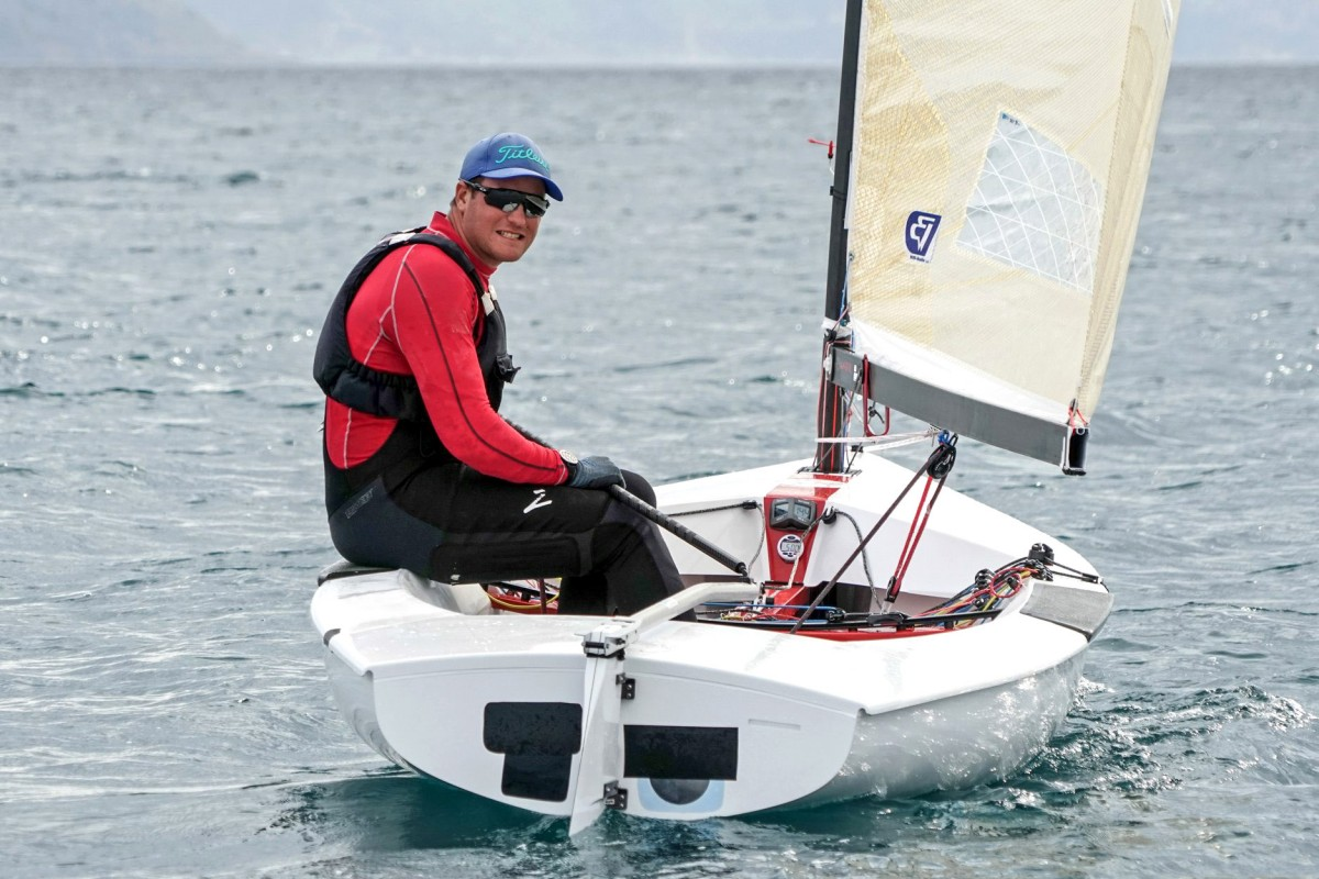 La Palma Finn Cup para Joan Cardona