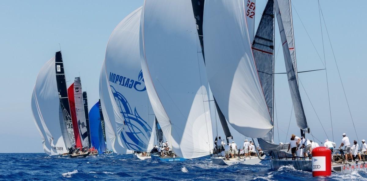 La Porto Cervo 52 SUPER SERIES Sailing Week 2019