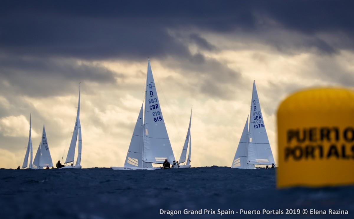 La Puerto Portals Dragon Winter Series con participación de lujo