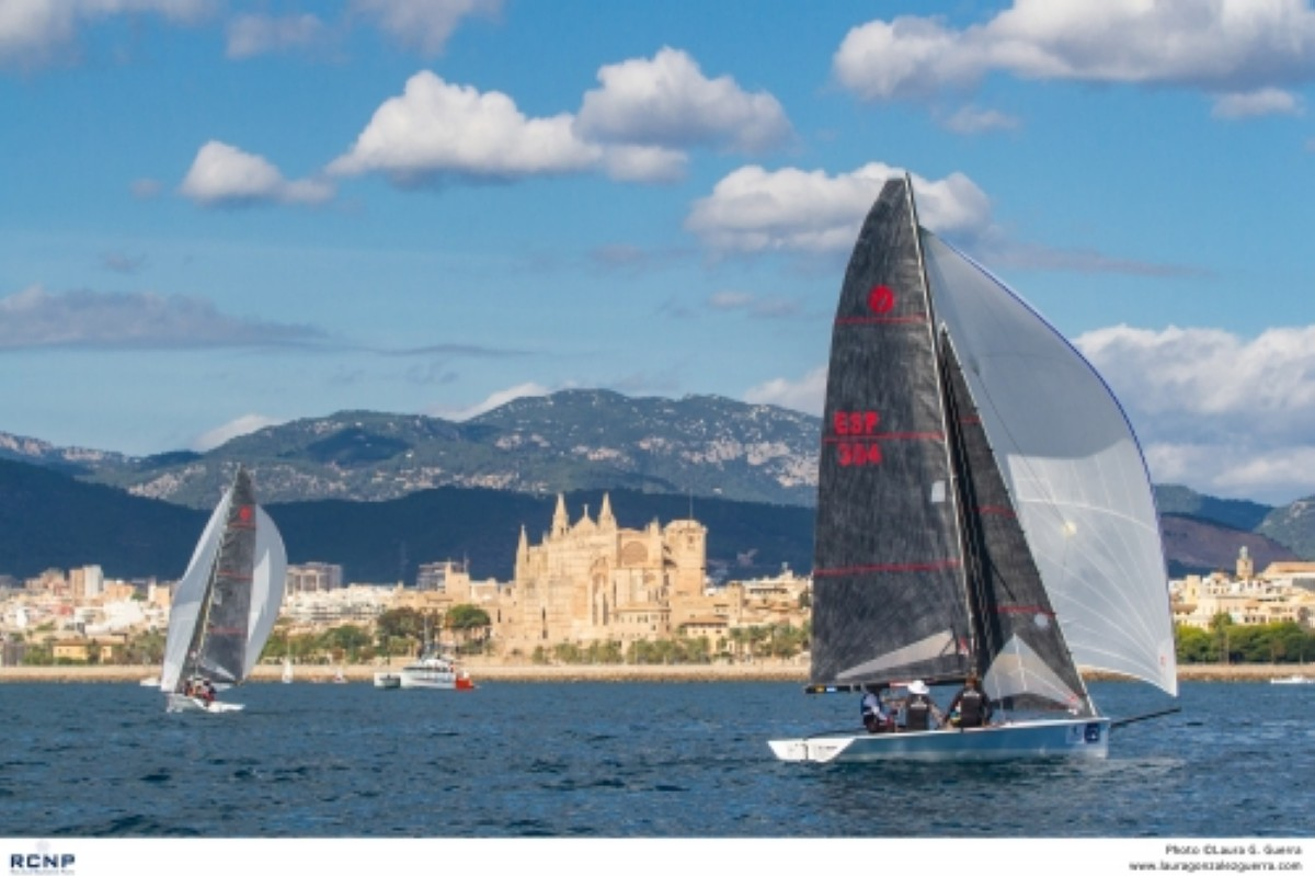 La Regata Audax Marina para el Real Club Náutico de Palma