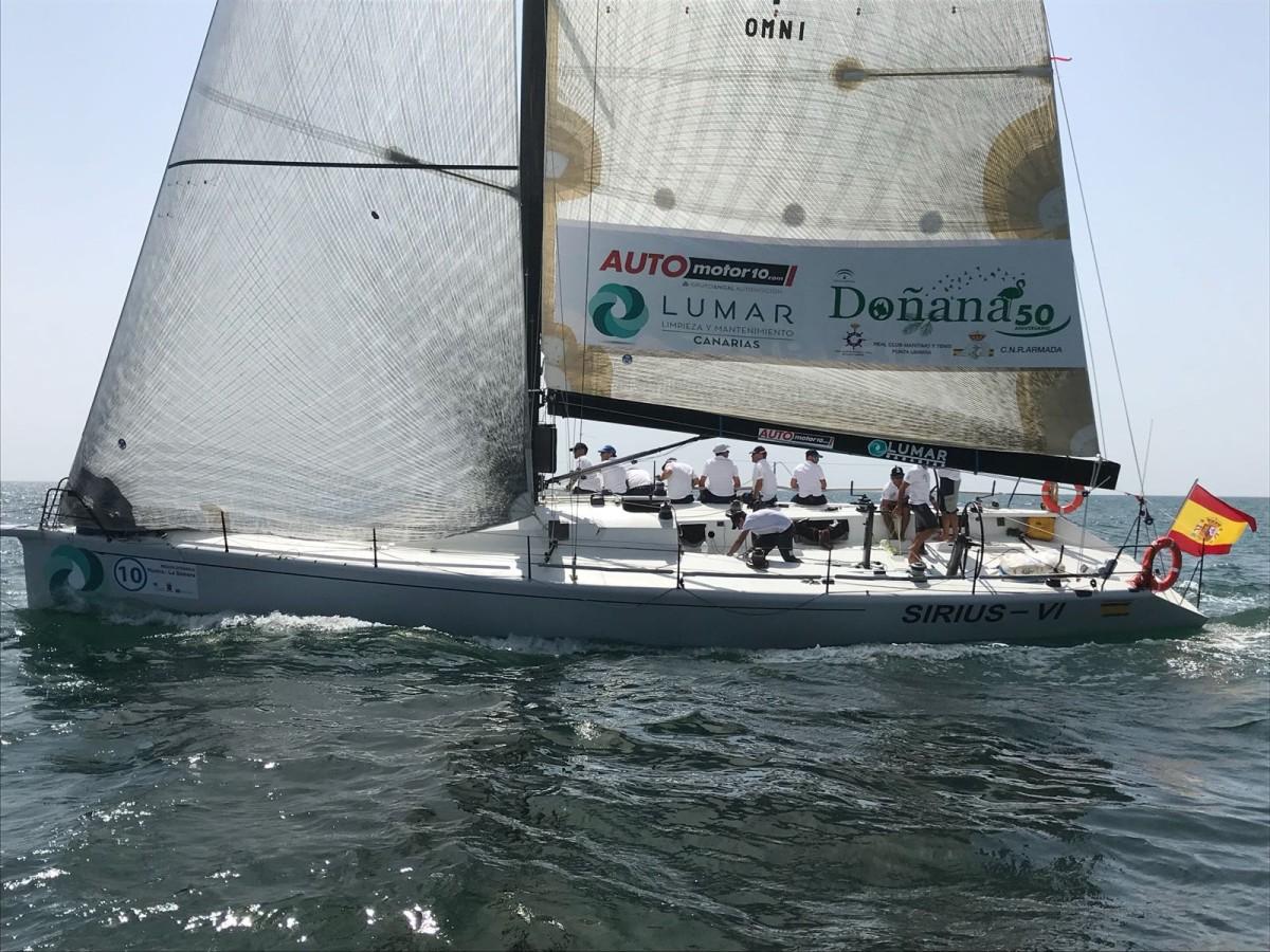 La Regata oceánica Huelva-La Gomera ya tiene vencedor