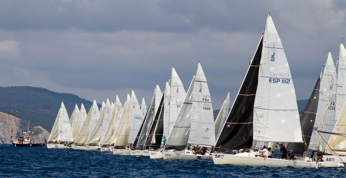 La Regata SURNE-Trofeo Eskarra regresa al Abra