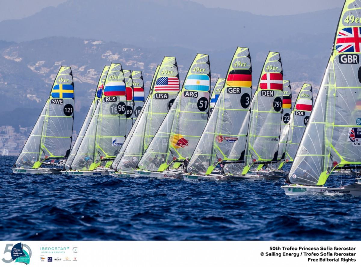 La segunda jornada del 50 Trofeo Princesa Sofía Iberostar perfecta