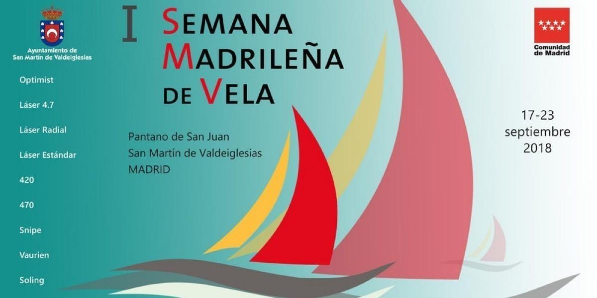 La Semana Madrileña de la Vela cierra con nota