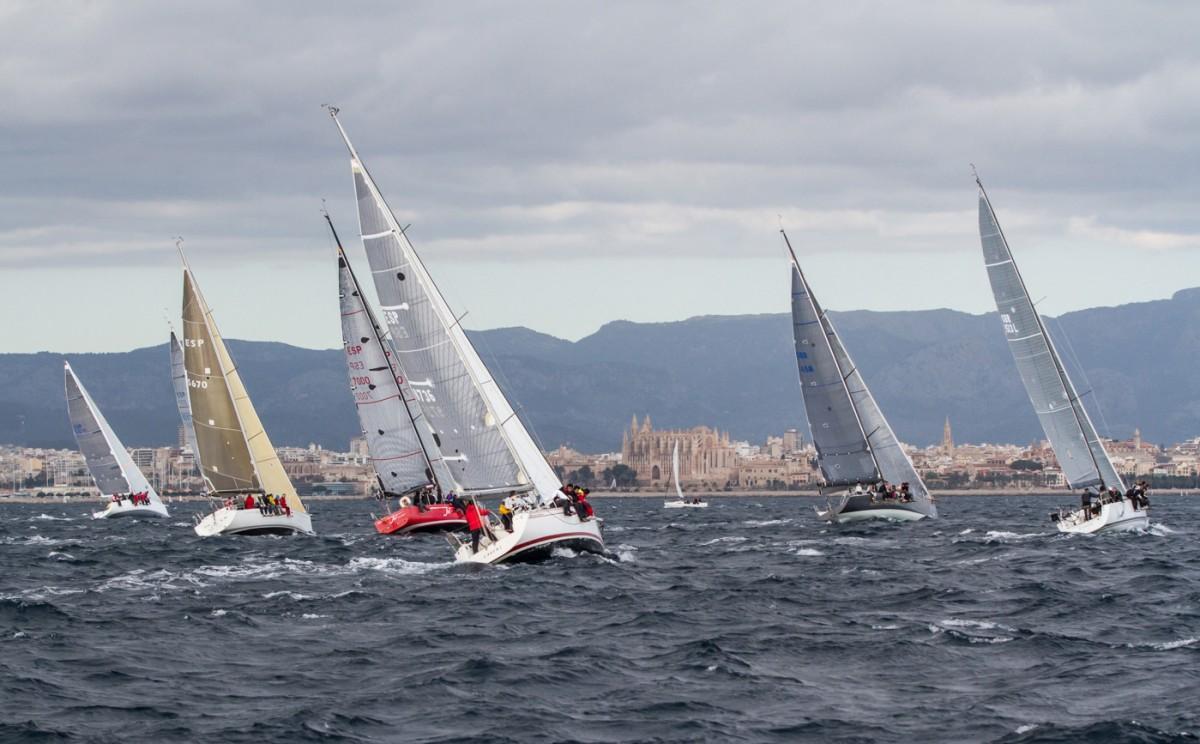 La séptima edición de la Volta a Mallorca A3 regresa al agua