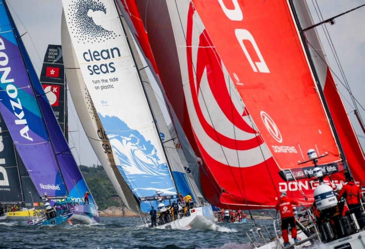 La última In-Port de la Volvo Ocean Race