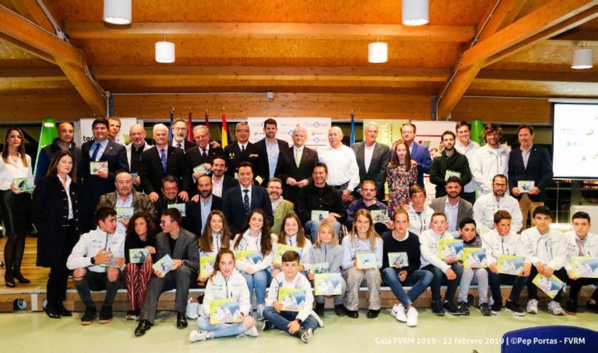 La Vela de la Región de Murcia celebró su gran noche