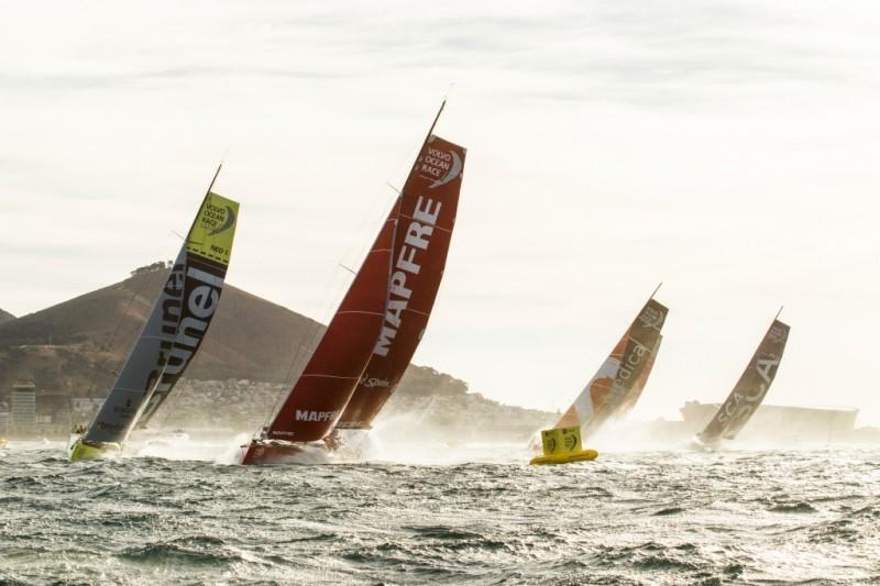 La Volvo Ocean Race cambia su ciclo a dos años