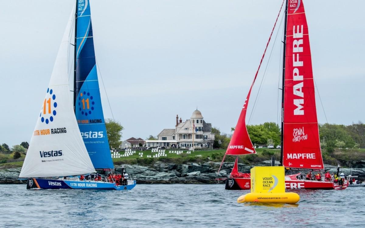 La Volvo Ocean Race entra en la semana crucial