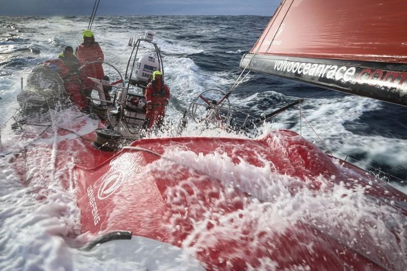 La Volvo Ocean Race va a revolucionar el sistema de puntuación