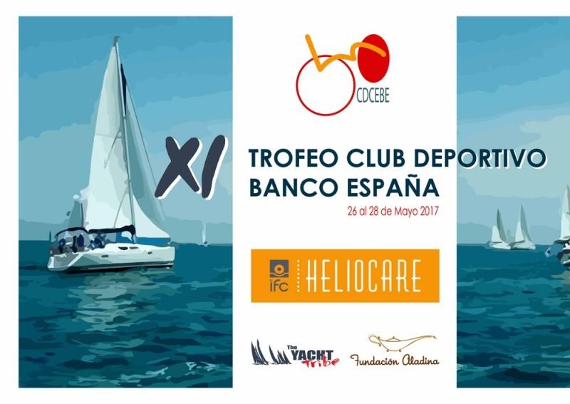La XI Regata Banco de España se celebra en Dénia