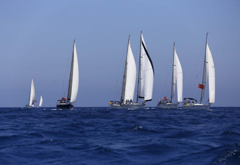 La XI Regata Banco de España con 53 embarcaiones