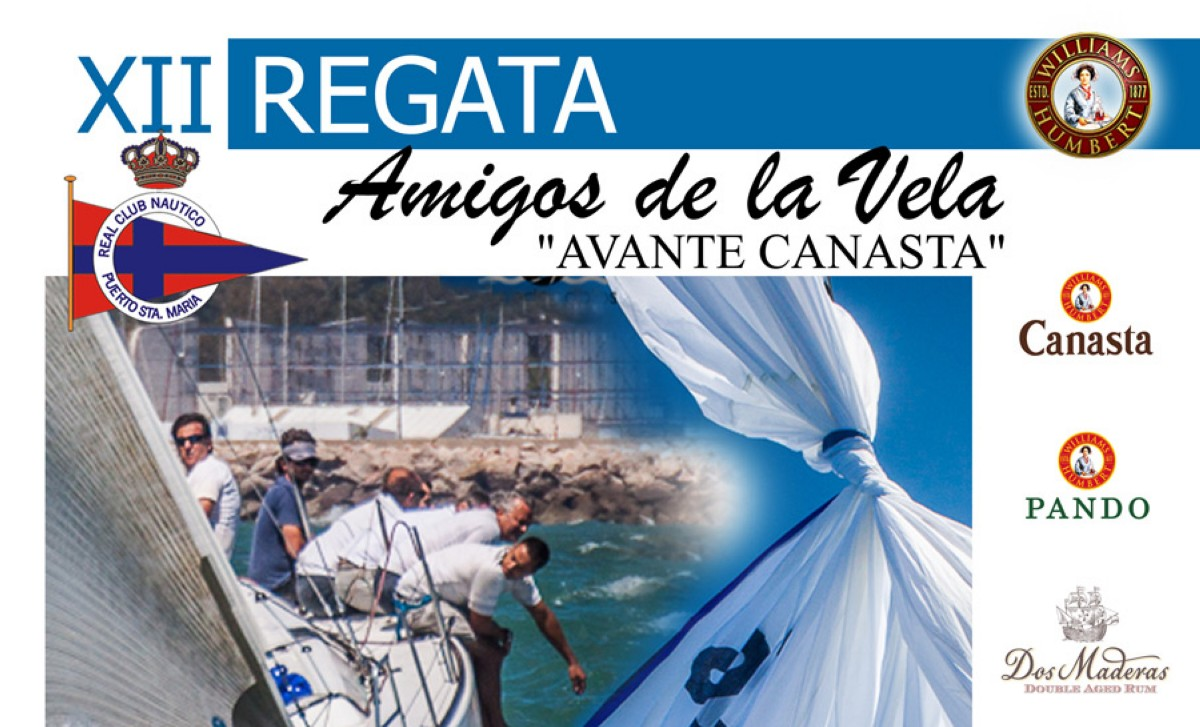 La XII Regata Amigos de la Vela Avante Canasta este sábado