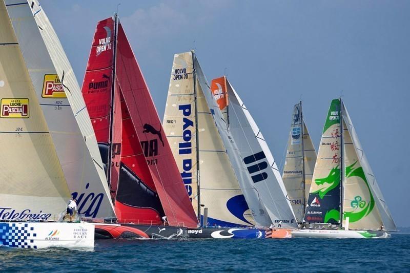 La XIII edición de la Volvo Ocean Race partirá de Alicante