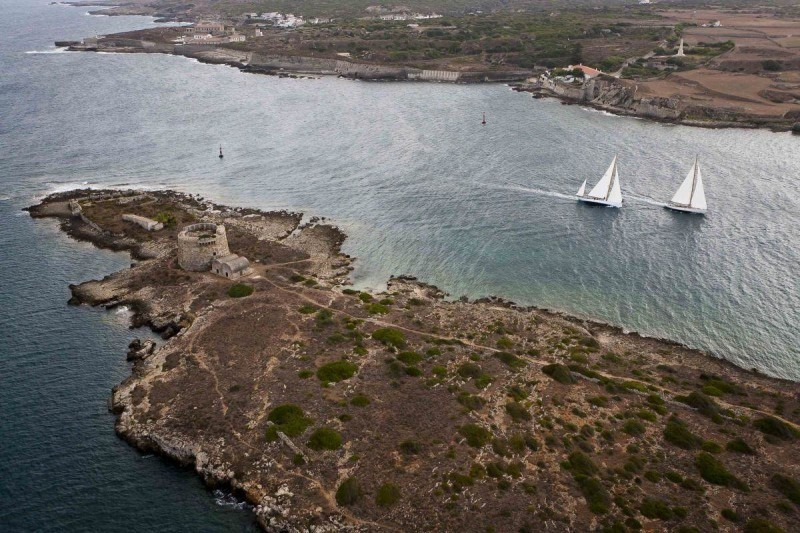 La XIV Copa del Rey Panerai Vela Clásica Menorca en Mahón