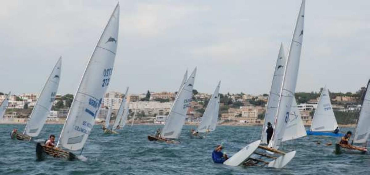 La XIX Liga de Patín sigue su ritmo en la bahía de Cádiz