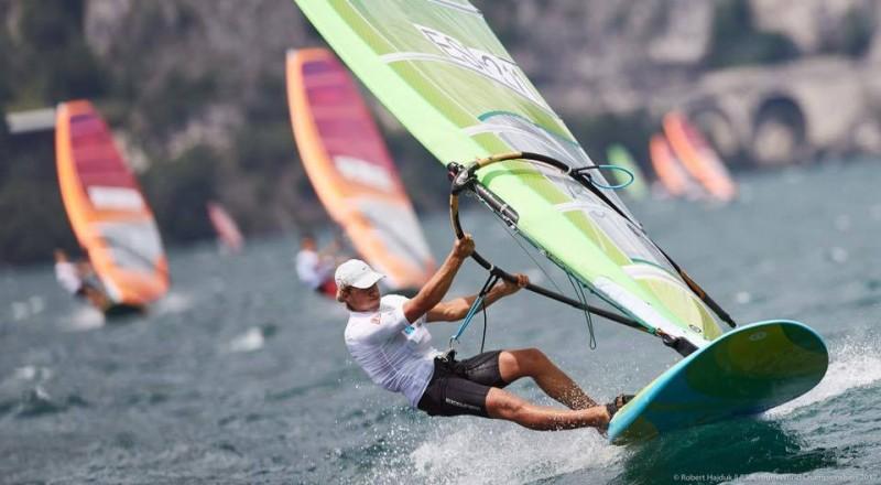 Lamadrid se proclama campeón absoluto Fórmula Windsurfing
