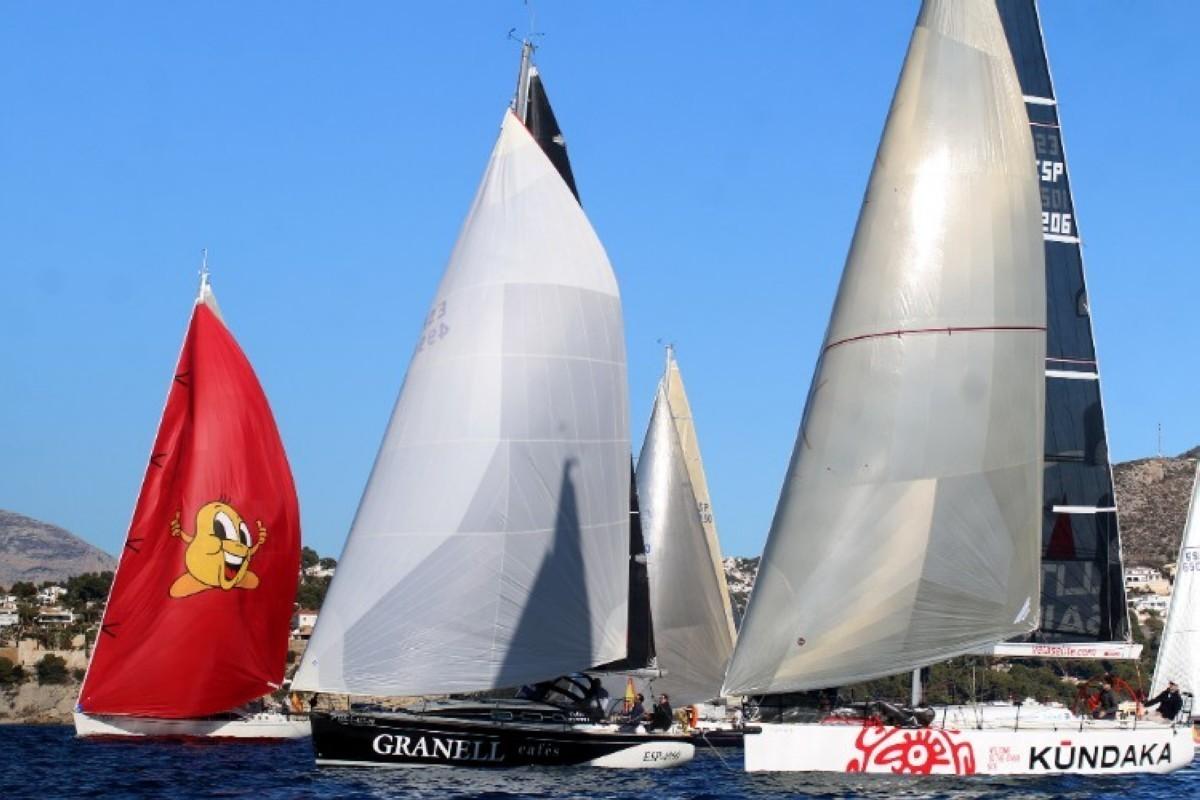 Las 300 Millas A3 de Moraira, Trofeo Grefusa
