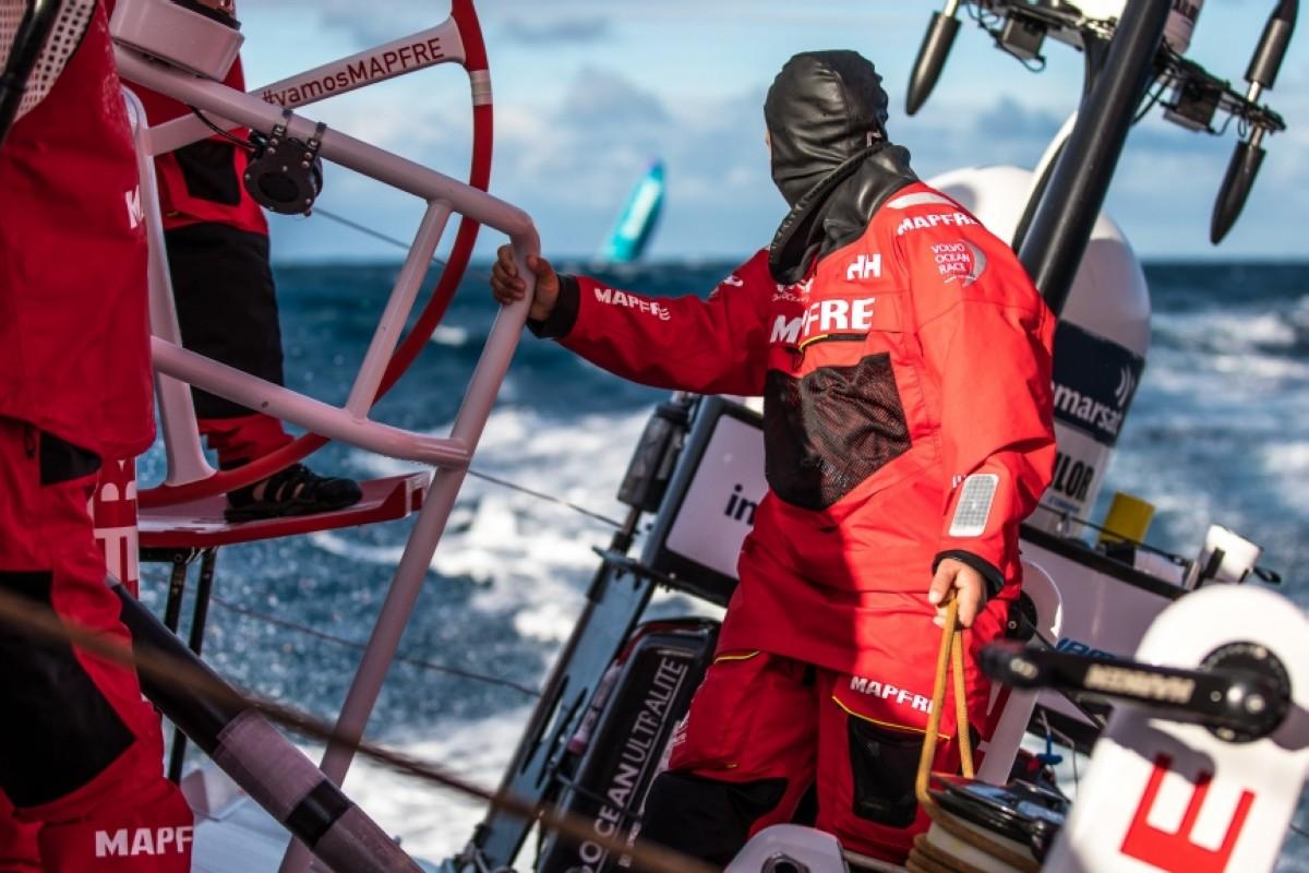 Las tácticas de la Etapa 4 de la Volvo Ocean Race