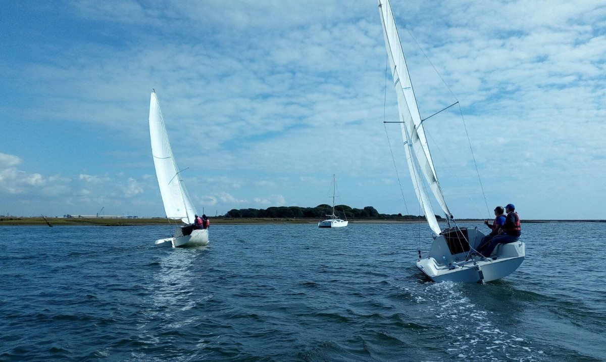 Liga Match-Race del CDN Punta Umbría